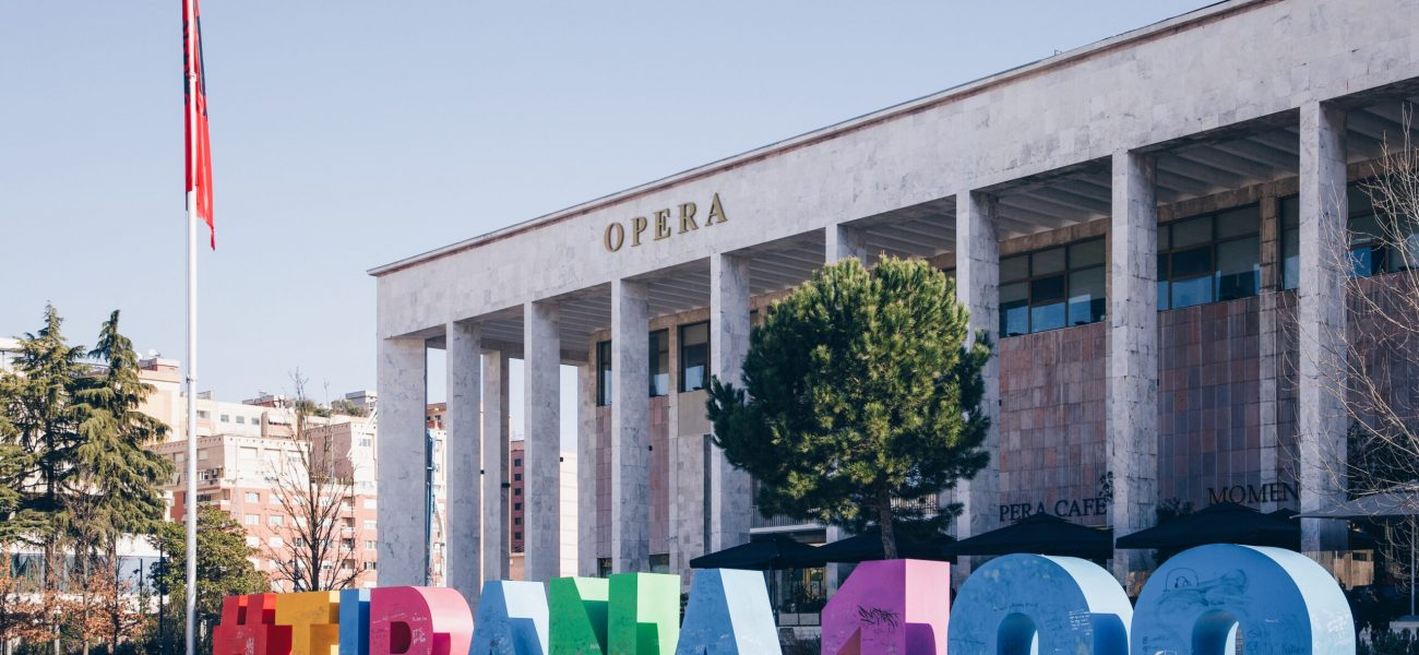 Opera ne qytetin e Tiranes